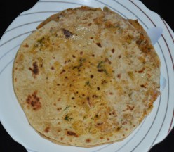 How to Make Radish Paratha or Radish Pancakes
