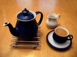 Drink Tea to Lower Cholesterol