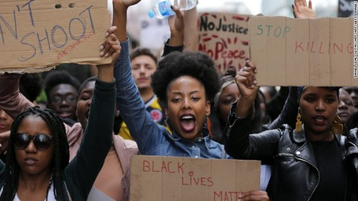 Today 50 years later, people of color still fight, with a new title for the movement, Black Lives Matter