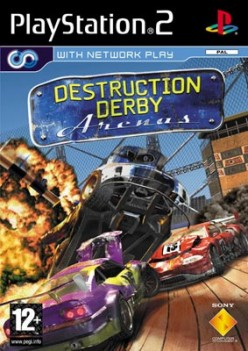 Destruction Derby Arenas Review (PS 2)