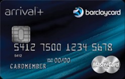 Get $500 Worth of Free Travel With Barclay's Arrival Credit Card