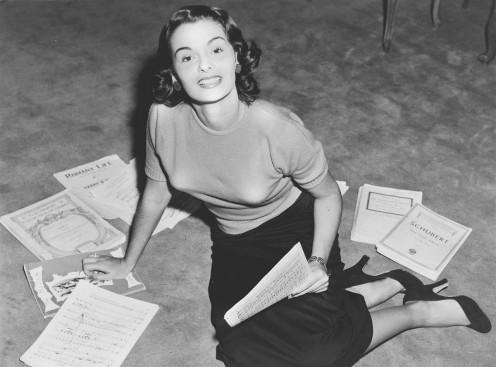 Yolande Betbeze, Miss America 1951.