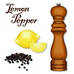 "Original Short Fiction:  ""Lemon Pepper"""
