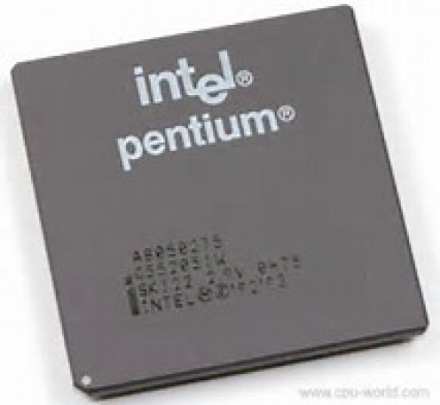 Intel Pentium is produced in Malaysia is very large quantities and then sold all over the world.