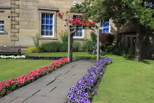 Bath Gardens, Bakewell