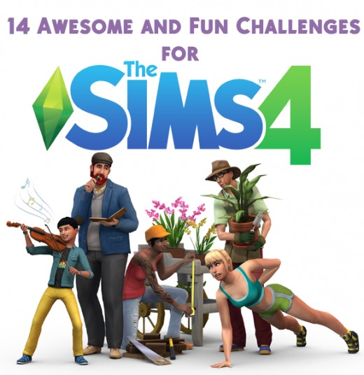 14 Awesome And Fun Challenges To Play In The Sims 4