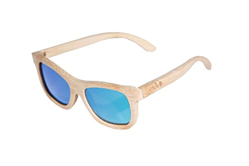Grove Eyewear 100% Bamboo Sunglasses