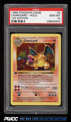 Collecting Graded Pokemon Cards as an Investment