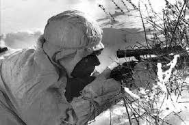 Back in time to WWII, Soviet snipers were recruited into a specific unit from all walks of life - city and rural, Western Russia to Siberia and the far east (Irkutsk, Kamchatka)