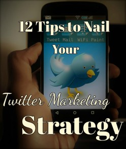 12 Tips to Nail Your Twitter Marketing Strategy