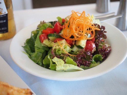 Salad do not not have to be boring or tasteless meals and have endless avriations.