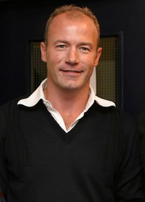 Alan  Shearer- the highest scorer in Premier League history