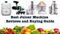 5 Best Juicer Machine for Mixed Drinks: Reviews & Buying Guide