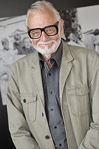 George A. Romero in Venice of 2011