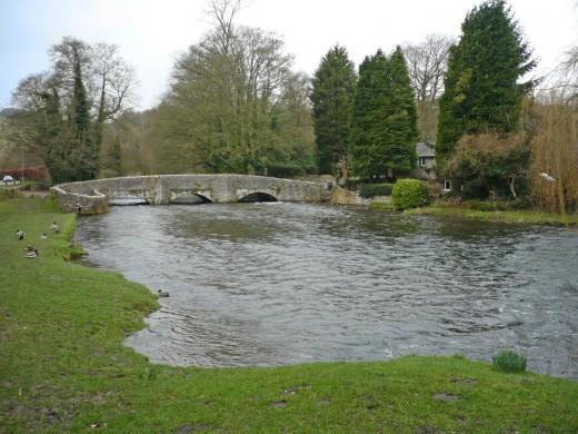 Sheep Wash Bridge, Ashford in the Water