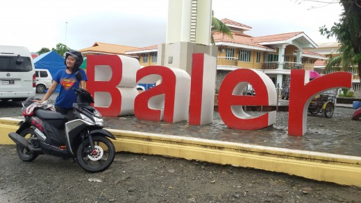 Of course, the town's most photographed part.. I love Baler!