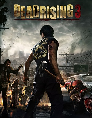 Cover art from Capcom's Dead Rising 3.