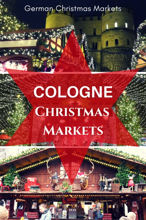 Cologne and Bonn Christmas Markets