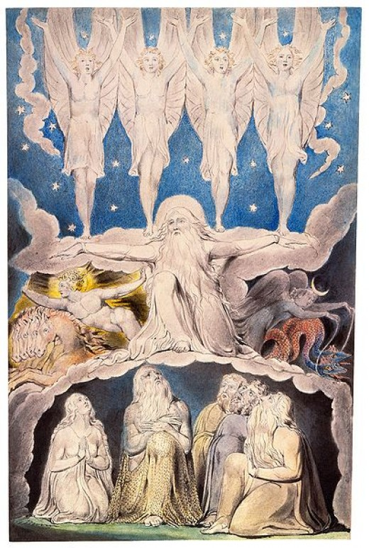 "Blake's ""When the Morning Stars Sang Together"""