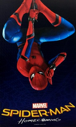 Webslinging Review of Spiderman Homecoming