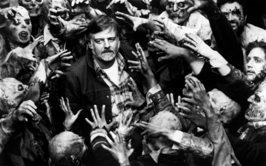 George A. Romero   Father of the Modern Zombie Craze