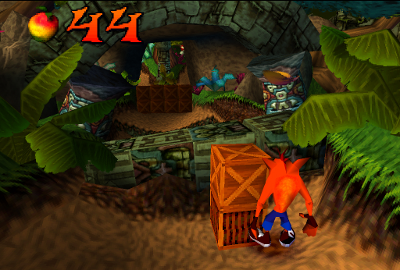 Crash Bandicoot (1996)