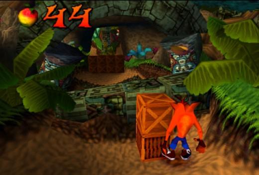 Crash Bandicoot (1996)