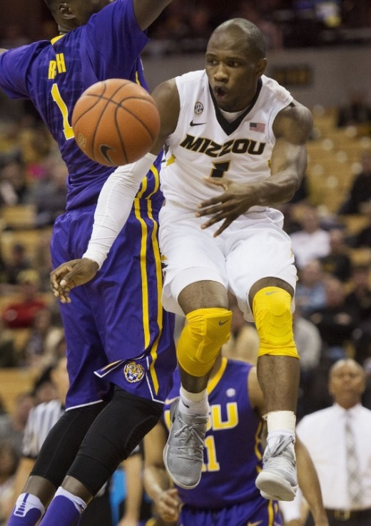 If Missouri is going to have any veteran leadership this season, it probably needs to come from junior point guard Terrence Phillips.