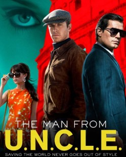 """""""The Man from U.N.C.L.E"""" Movie"""