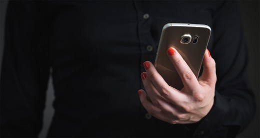 Nuisance callers can target anyone.