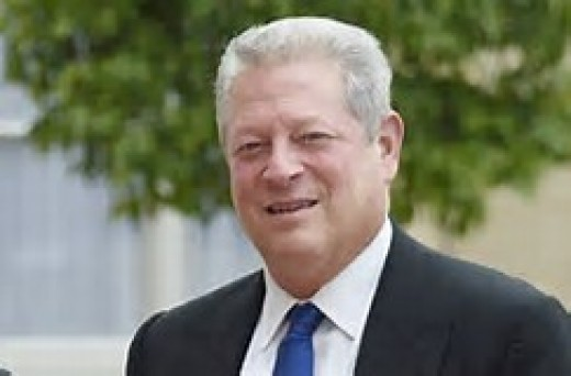 Former V.P. Al Gore aka: Founder of the Church of Algore