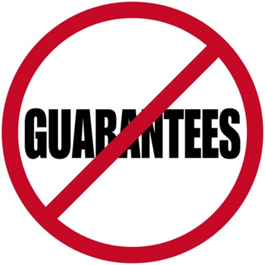 Even If More Time is Given, There is No Guarantee!