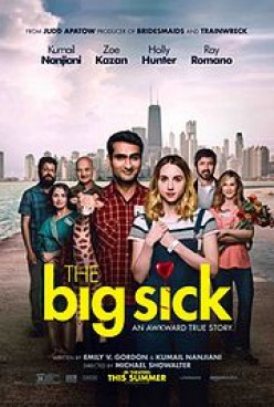 His Big Fat Pakistani-American Life: The Big Sick
