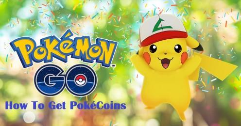 Pokémon Go: How to Get PokéCoins