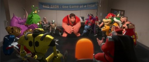 The film's opening features dozens of cameos including Zangief, Bowser, M. Bison and Kano.