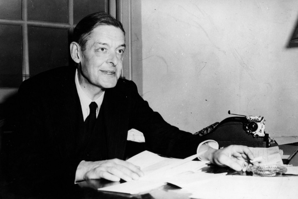 ts eliot religion and literature essay T s eliot's life and career and anglo-catholic in religion eliot's poetry now in 1948 eliot received the nobel prize for literature during a fellowship.