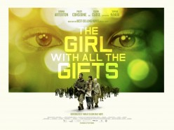"""""""The Girl with All the Gifts"""" 2017 Movie Review"""
