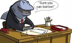 Loan Sharks are Underground Criminals