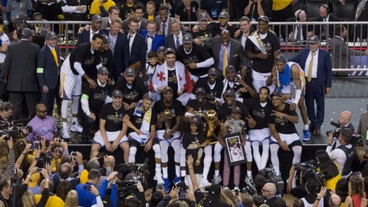 Warriors won the 2016-2017 Finals, now what else could they do to improve