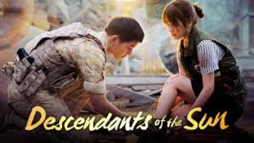 Descendants of the Sun is a 2016 South Korean television series with a peak rating of 40% due to its gigantic fanbase and popularity.