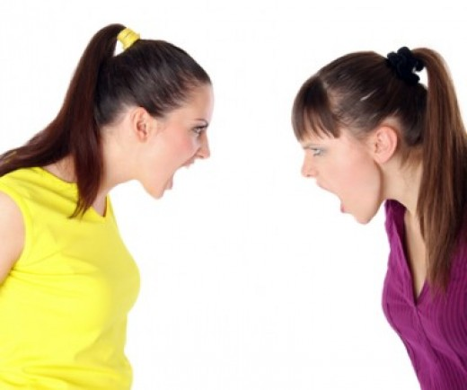 Friends who fight nasty are friends you can never trust.  Even though fighting once in a while can be a normal part of a healthy friendship, it is not WHEN you fight, but HOW you fight that matters.