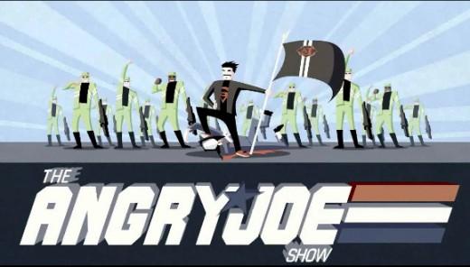 Angry Joe Show banner