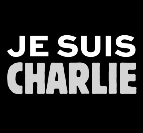This phrase when round the world after the terrorist attack on the offices of Charlie Hebdo Magazine