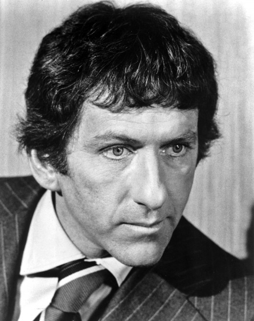 Barry Newman played Kowalski, an otherworldly figure with more questions than answers...