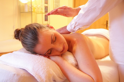 """Unless We Choose to Relax, Even a Massage May Feel Like """"Violence"""""""