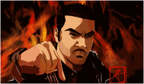 Angry Joe Art