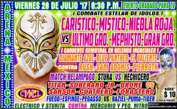Keep Calm and Read the CMLL Running Diary