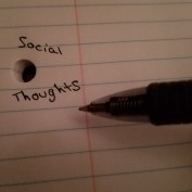 social thoughts profile image