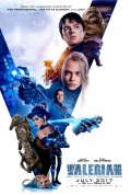"Movie Review: ""Valerian and the City of a Thousand Planets"""
