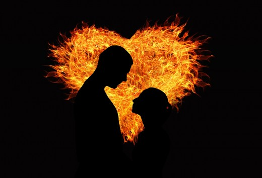 "Are your boyfriend and his ex ""just friends,"" or does their love still burn with the passion of a thousand suns?"